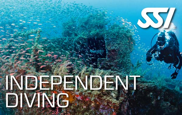 SSI Independent Diving