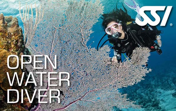 SSI cursus Open Water Diver